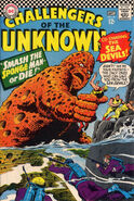 Challengers of the Unknown Vol 1 51