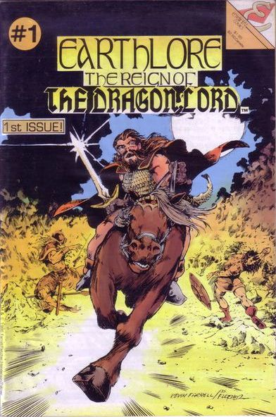 Earthlore: Reign of the Dragon Lord Vol 1