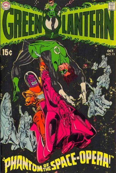 Green Lantern Vol 2 72