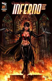 Grimm Fairy Tales: Inferno Vol 1 3