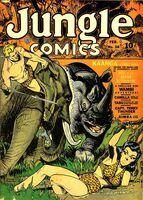 Jungle Comics Vol 1 38