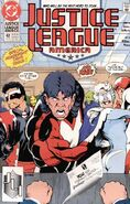 Justice League America Vol 1 42