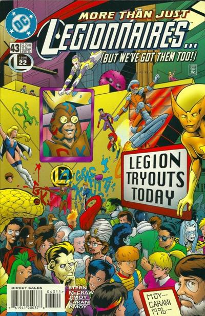 Legionnaires Vol 1 43