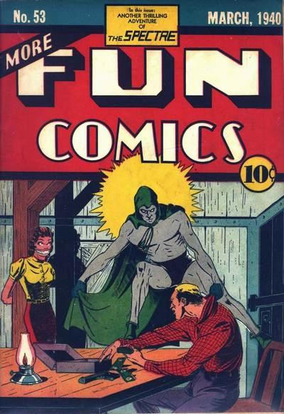 More Fun Comics Vol 1 53