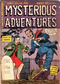 Mysterious Adventures Vol 1 3