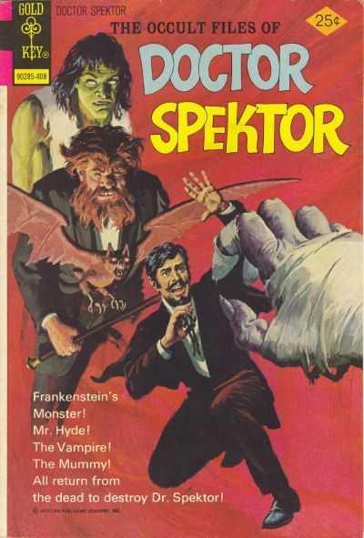 Occult Files of Dr. Spektor Vol 1 9
