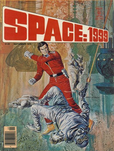 Space: 1999 Magazine Vol 1 7