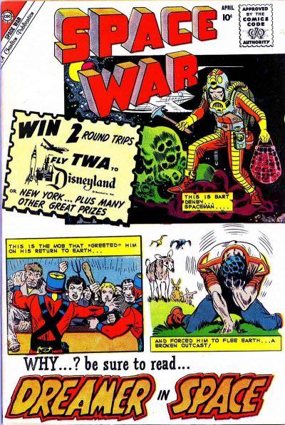 Space War Vol 1 4