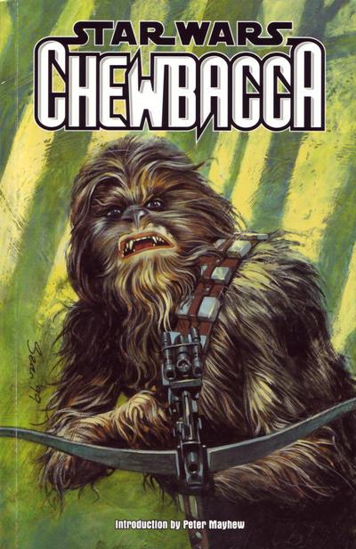 Star Wars: Chewbacca (TPB) Vol 1 1