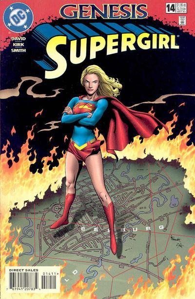 Supergirl Vol 4 14