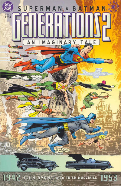 Superman & Batman: Generations II Vol 1 1