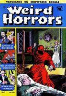 Weird Horrors Vol 1 1