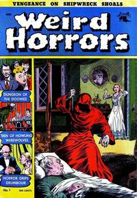 Weird Horrors Vol 1