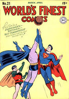 World's Finest Comics Vol 1 21