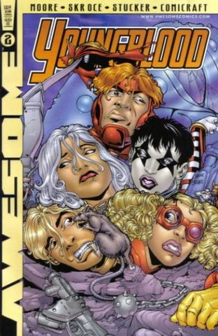 Youngblood Vol 3 2
