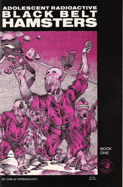 Adolescent Radioactive Black Belt Hamsters Vol 1