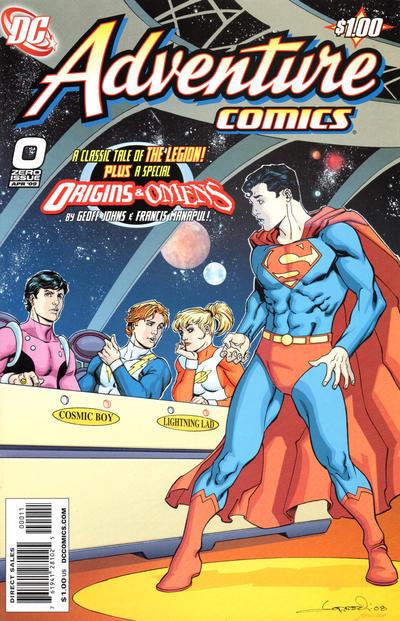 Adventure Comics Vol 2