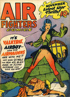 Air Fighters Comics Vol 2 2