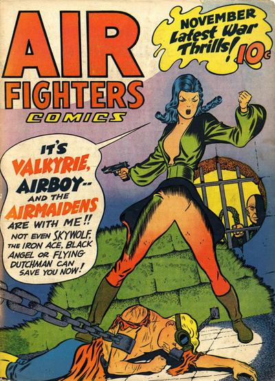 Air Fighters Comics Vol 1 14