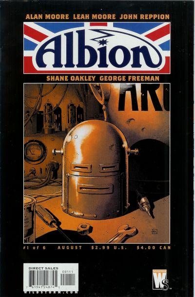 Albion Vol 1