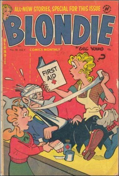Blondie Comics Vol 1 56