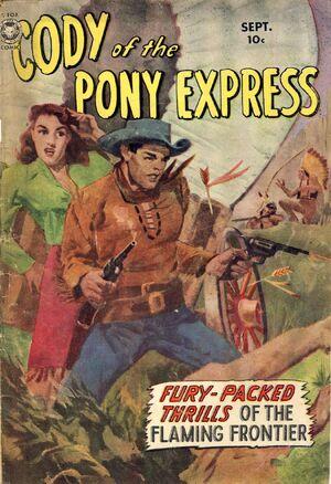Cody of the Pony Express Vol 1 1.jpg