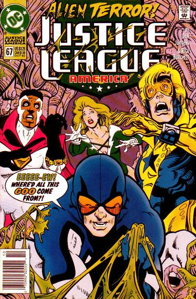 Justice League America Vol 1 67