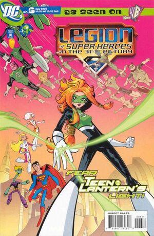 Legion of Super-Heroes in the 31st Century Vol 1 6.jpg