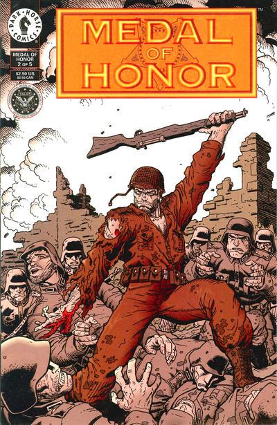 Medal of Honor Vol 1 2