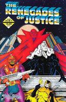Renegades of Justice Vol 1 2