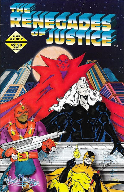 Renegades of Justice Vol 1 2