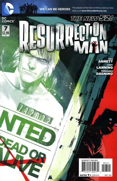 Resurrection Man Vol 2 7