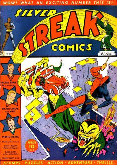 Silver Streak Comics Vol 1 8