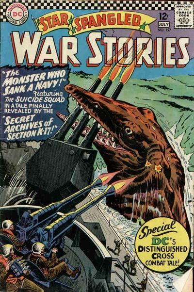 Star-Spangled War Stories Vol 1 127