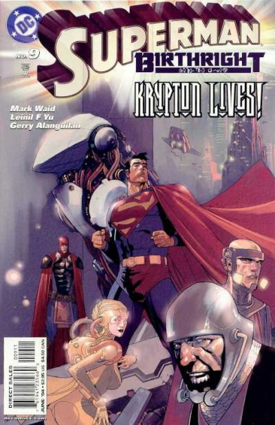 Superman: Birthright Vol 1 9