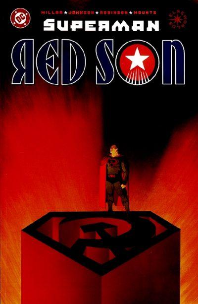 Superman: Red Son Vol 1 1