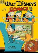 Walt Disney's Comics and Stories Vol 1 119