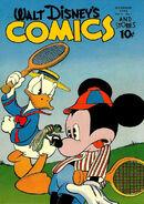 Walt Disney's Comics and Stories Vol 1 49