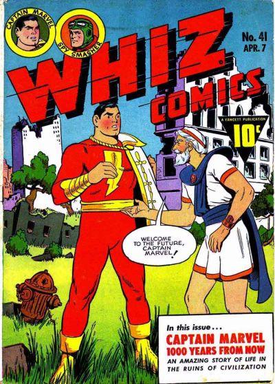 Whiz Comics Vol 1 41