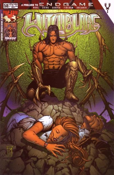 Witchblade Vol 1 58