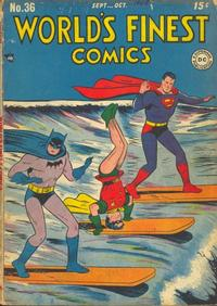 World's Finest Vol 1 36