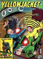 Yellowjacket Comics Vol 1 5