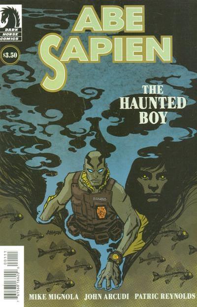 Abe Sapien: The Haunted Boy Vol 1