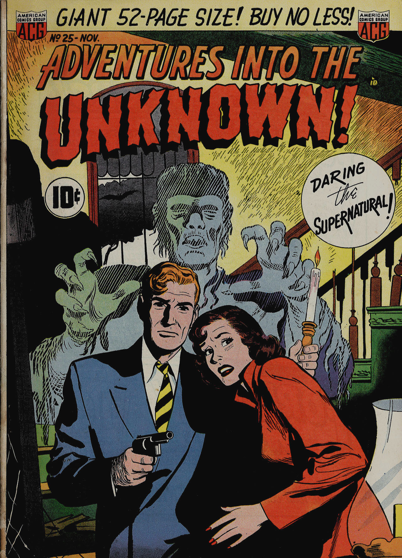 Adventures into the Unknown Vol 1 25