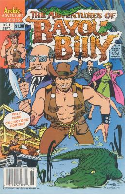Adventures of Bayou Billy Vol 1