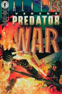 Aliens vs. Predator: War Vol 1 3