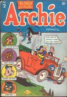 Archie Vol 1 2