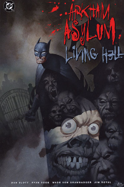Arkham Asylum: Living Hell (Collected)