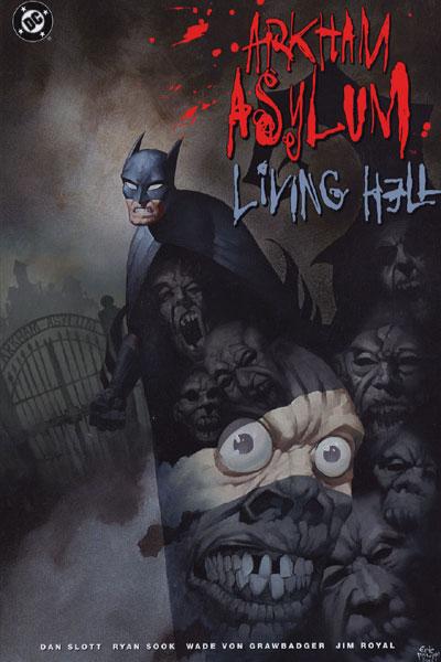 Arkham Asylum: Living Hell (Collected)
