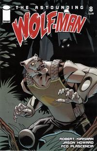 Astounding Wolf-Man Vol 1 8